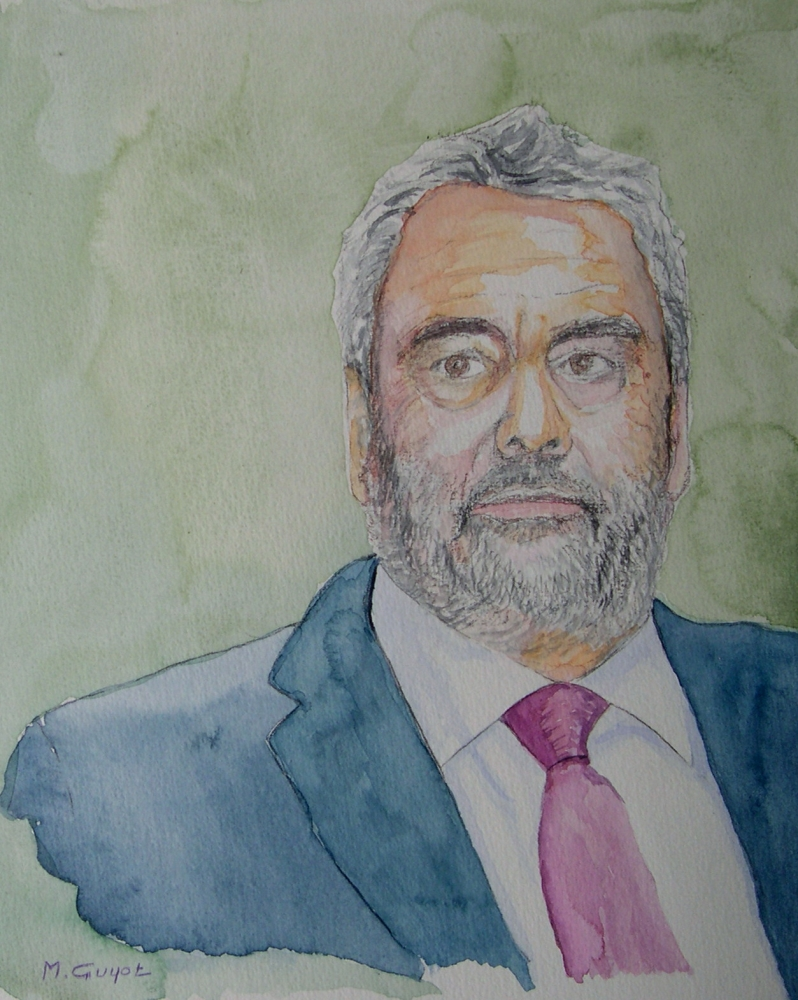 Luc Besson by columbo